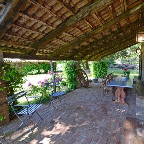 Villa il Leccio Country House - Pergola